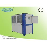 Wholesale Air Cooled Water Chilling Plant / Industrial Water Chiller For Printing Machine from china suppliers