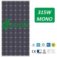 Quality 315w Grid Tie Micro Inverters affordable solar panels For Solar Power Station for sale