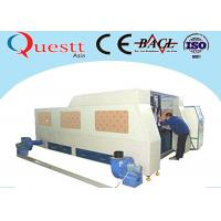 Buy cheap Convenient Fiber Optic Metal Laser Cutting Machine 2000W For Thick Metal Sheet from wholesalers