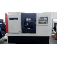 Wholesale 45 degrees slant bed CNC lathe machine with Taiwan linear guideways from china suppliers