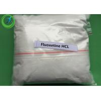 Wholesale High Purity 98.5% Nootropic Powder Fluoxetine hydrochloride 59333-67-4 / 56296-78-7 from china suppliers