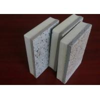 Wholesale Thermal Insulated External Wall Insulation Boards with Polyurethane / Phenolic Aldehyde Panel from china suppliers