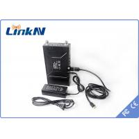 Wholesale Black Full HD 1080P 2W long range wireless video Sender for Patrol Party from china suppliers