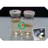Wholesale Bodybuilding Legal Muscle Building Steroids Oil Blend Trenbolone / Tritren Blend Injection from china suppliers