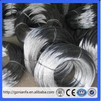 Supplier Price 0.8mm-4mm Galvanized Iron Wire(Guangzhou Factory)