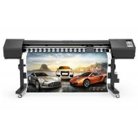Wholesale CMYK Format 64Solvent Printer , Outdoor Digital Solvent Printer from china suppliers