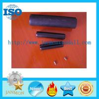 Wholesale Slotted Spring Pin(Spring steel 65Mn &Stainless steel),Black oxide roll pin,Black grooved spring pin,Stainless steel pin from china suppliers