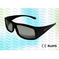 Wholesale RealD Bright - Colored 0.72 mm Passive Circular Polarized 3D Glasses from china suppliers
