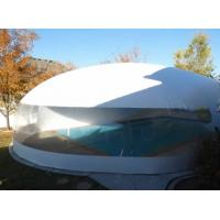 Wholesale Water Proof Air Dome Inflatable Outdoor Tent For Swimming Pool from china suppliers