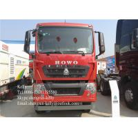 Wholesale Sinotruck howo tractor head trailer truck 6 x 4 with Diesel Fuel Type from china suppliers