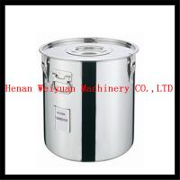 Wholesale Stainless steel coconut oil tanks storage tank from china suppliers