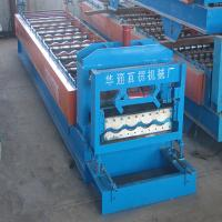 Wholesale Hydraulic Cold Sheet Glazed Tile Roll Forming Machine For Roof Panel from china suppliers