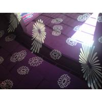 Wholesale Purple Ti-Coating Colored Stainless Steel Mirror Etched Sheet For Elevator Decoration from china suppliers