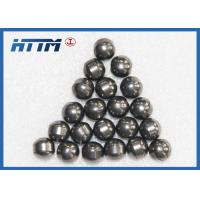 Wholesale YG10 Tungsten Carbide Ball with good wear resistant , Bending Strength 3000 MPa from china suppliers