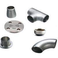China 1/8 - 100 SCH5-SCH 160S Seamless Pipe Fittings Concentric / Eccentric Elbow on sale