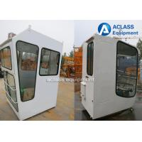 Wholesale White Tower Crane Cabin Industrial Machinery Parts With Brand / Contact Information from china suppliers