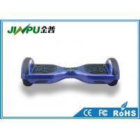 Quality Blue Self Balancing Smart Electric Scooter 2 Wheel Boverboard Plastic for sale