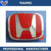 Wholesale Epoxy Resin / Chrome 3D Custom Car Emblems Honda Logos 92*75mm from china suppliers
