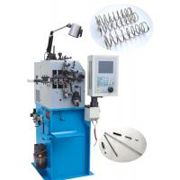 Wholesale High Accurate Serpentine Spring Coil Machine , Stable CNC Wire Bender Machine from china suppliers