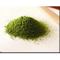 Wholesale Herbal Flavour Organic Matcha Green Tea Powder Mixed With Milk / Sugar from china suppliers