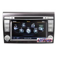 Wholesale In Dash touch screen Car Stereo GPS Headunit Multimedia for Fiat BRAVO / BRAVA 2006+ from china suppliers