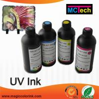 Wholesale LED UV ink for Epson DX5&DX7 printhead for phone case printing with high performance from china suppliers