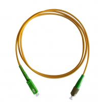 Wholesale FC/APC to SC/APC singlemode simplex fiber Optical patch cord 2.0mm 3mtrs from china suppliers