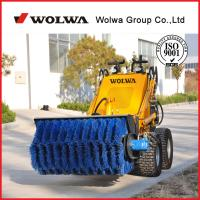 Wholesale GN380 same configuration 1.5ton KUBOTA engine skid steer loader mini loader different skid steer attachments available from china suppliers