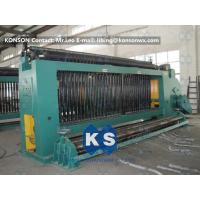 Wholesale Automatic Gabion Box Hexagonal Wire Netting Machine High Speed 3.5 Meter Per Minute from china suppliers