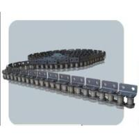 Wholesale Steel chain for glass beveling machine, glass machine spare parts, Suntech spare parts from china suppliers