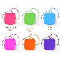 Wholesale Soft Durable Silicone Shoulder Bags For Teenagers Girls , Ladies Shoulder Bags from china suppliers