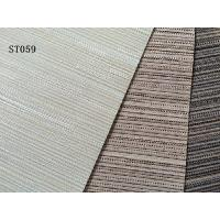 Wholesale Blackout roller blind fabric ST059 from china suppliers