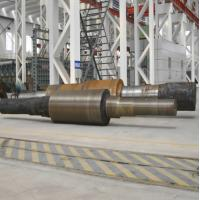 Wholesale 30Cr2Ni4MoV Alloy Steel Forging The Shaft 8000KW - 1000MW Steam Turbine Rotor from china suppliers