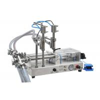 Wholesale Essential Oil Filling Machine / Bottling Machine 50-5000ml Bottles Without Drop from china suppliers