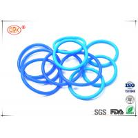 Wholesale Coloured Silicone O Rings Food Grade Sunlight Resistant Standard / Nonstandard from china suppliers
