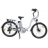 Wholesale Japanese Shimano 6 Gear City E Bike Alloy Frame With PAS System , High Efficiency from china suppliers