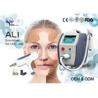 Wholesale Portable Mini 532nm 1064nm Q-Switched Nd Yag Laser Machine For Skin Rejuvenation from china suppliers