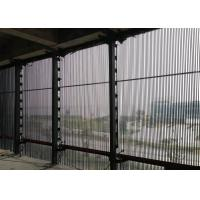 Wholesale Flexible Led Curtain Display Aerospace Grade Aluminum Alloy Surface Anodic Oxidation Process from china suppliers