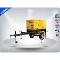 Wholesale Rental Trailer Genset 23.3:1 Compression Ratio 1500 R / Min Engine Speed from china suppliers