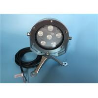 Buy cheap Underwater Light With 316 Stainless Steel Housing And Bracket For Pond Lighting from wholesalers
