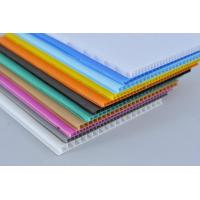 Wholesale PP Corrugated Plastic Sheet/PP Hollow Sheet/Polypropylene Corrugated Plastic Sheet from china suppliers