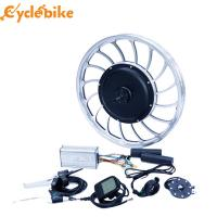 Wholesale 40-45 Km / H Electric Bike Kit Front Wheel Gearless Hub Motor 48 Voltage from china suppliers