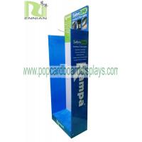 Wholesale MDF Pop Cardboard Displays With Metal Hooks / Camping Tent Standee Display Enps114 from china suppliers