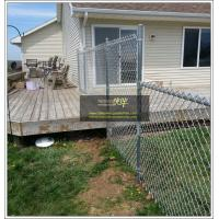 Buy cheap Fencing supplier,Pvc coated Chain link fencing,PVC coated Chain Link Fence from wholesalers