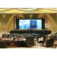 Wholesale 5Mm Advertising Commercial Vivid Indoor Led Video Wall Wide Viewing Angle from china suppliers