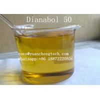 Wholesale USP Dianabol Powder Coversion Injectable Steroids Oil Dianabol 50mg / Methandienone (50mg/ml) from china suppliers