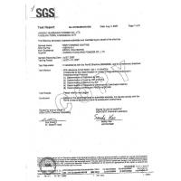 EVENSUN COMPANY LIMITED Certifications