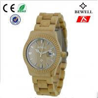 Wholesale Hot Selling Bamboo Wrist Watch With Japan Movement , Bamboo Watches Whosale from china suppliers