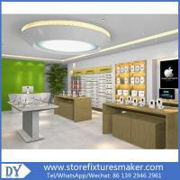 Wholesale mobile phone shop fitting/mobile phone shop decoration/mobile phone shop design from china suppliers