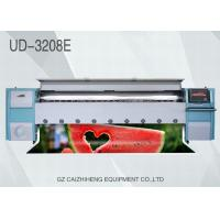 Wholesale Vinyl Solvent Printing Machine UD-3208E Large Format Solvent Inkjet Printer from china suppliers